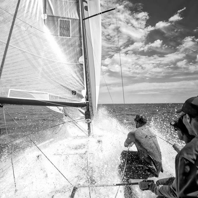 PETER KINNEY - Professional Sailor