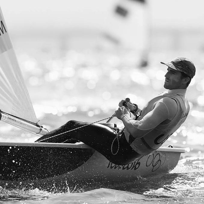 CHARLIE BUCKINGHAM - USA Olympic Sailing Team