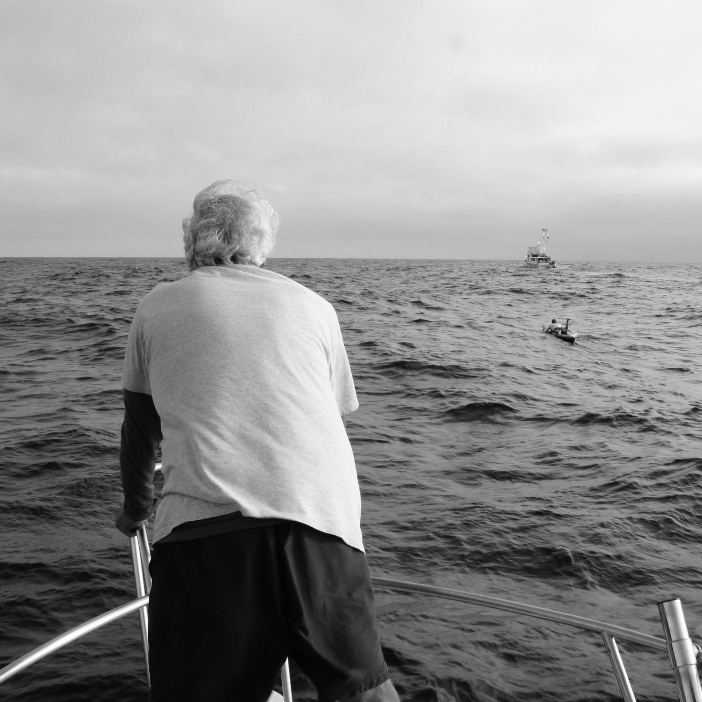 LANCE MANN - World's Oldest Active Lifeguard