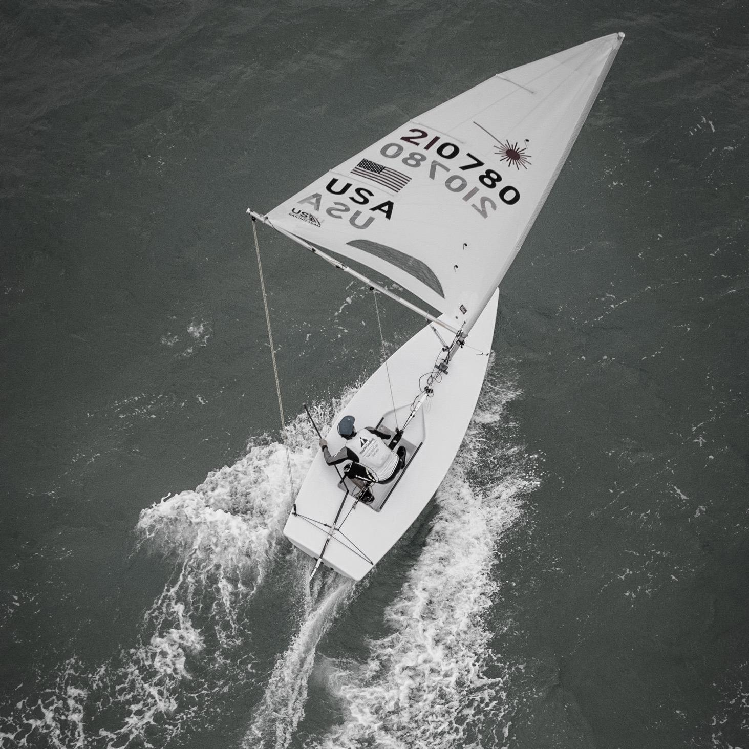 CHRIS BARNARD - Professional Sailor
