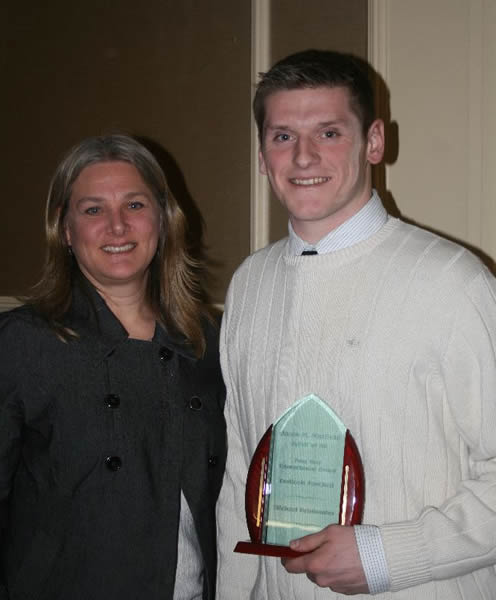 Mike Drinkwater Winner 2010