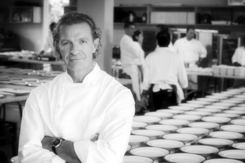 Top Chef Canada's Mark McEwan at the Shops at Don Mills, Toronto, owned by Cadillac Fairview.