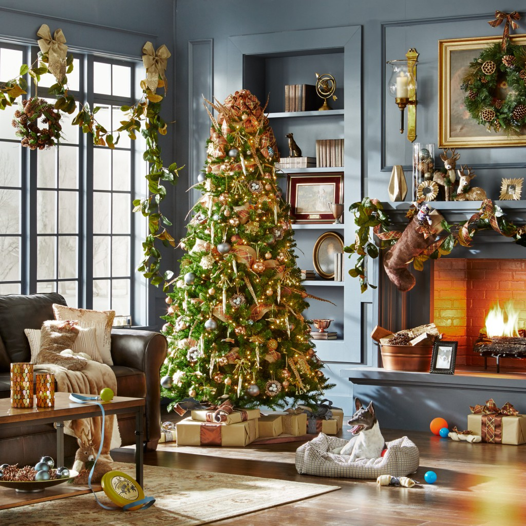 Christmas With Kmart Inspire Me Home Decor