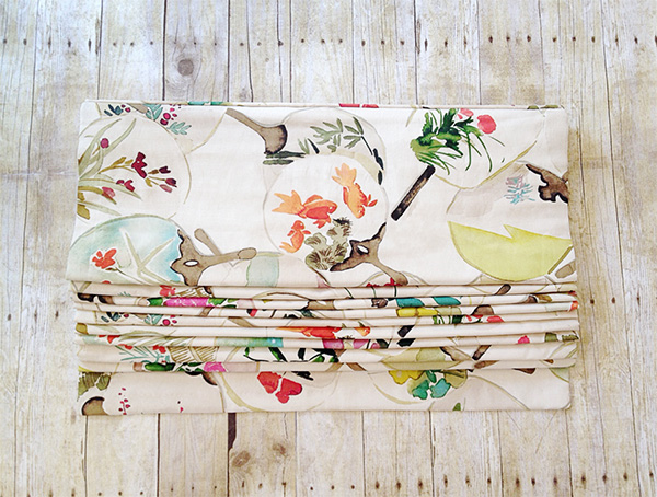 Large repeat textile