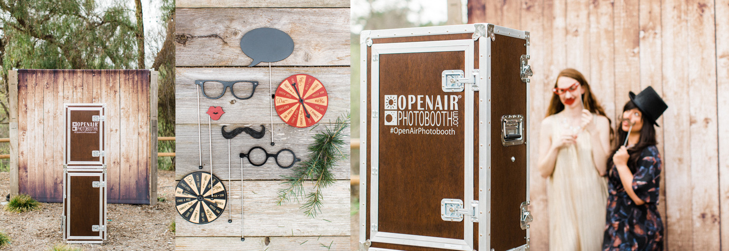 Open Air Photobooth | Rentals
