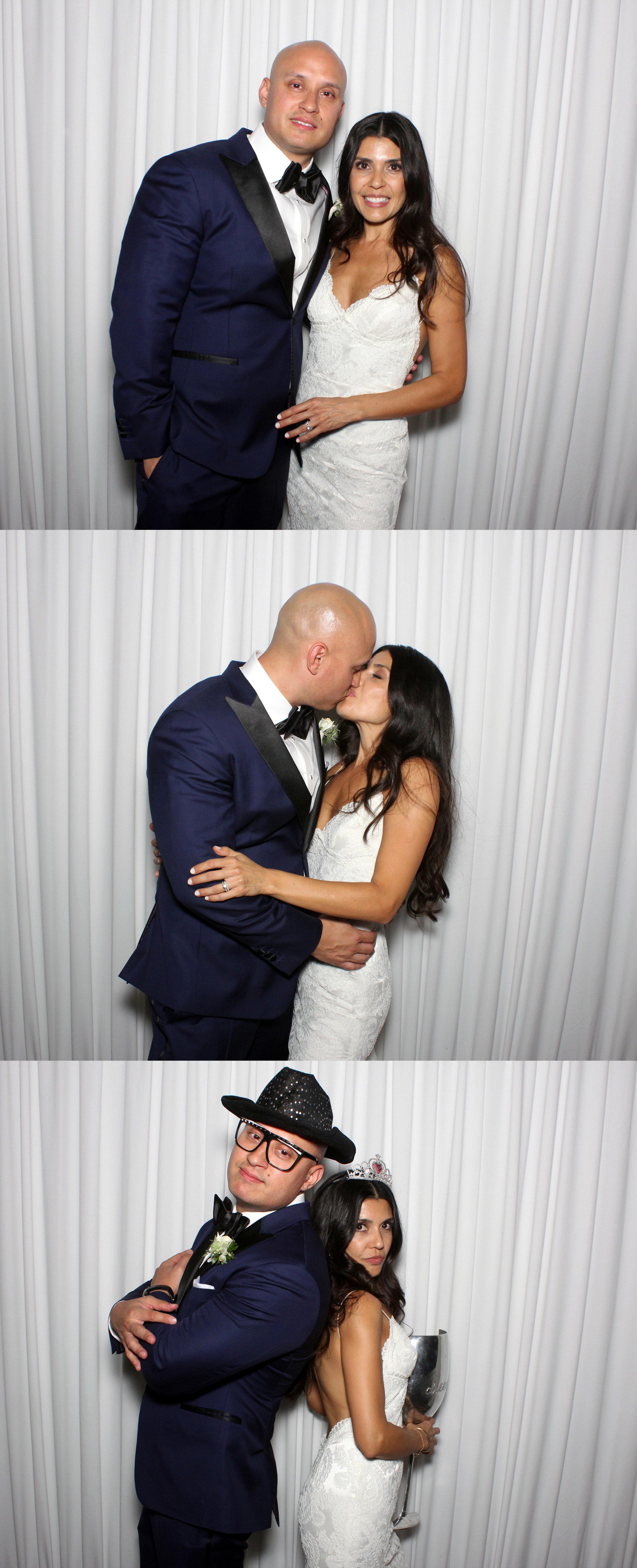 Wedding Photostrip Open Air Photobooth