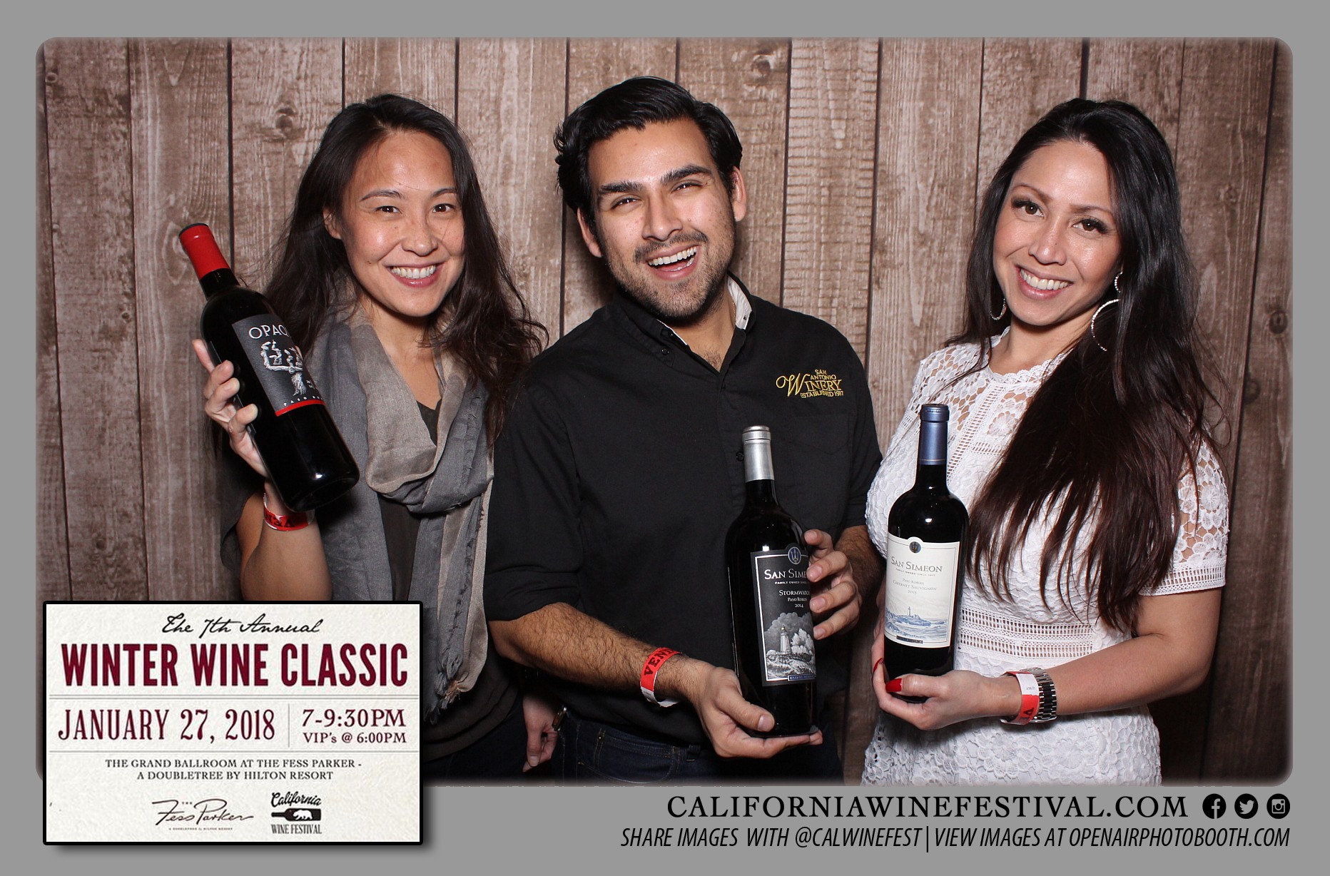 Winter Wine Classic Photo Booth 1