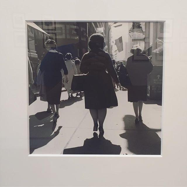 """Ladies leave your man at home."" #aka ""3 women"" by Vivian Maier, 1954.  #vivianmaier #art #chicago #losangeles #jumpinjumpin #beyonce #kelly #letoya #letavia #michellewasntthereyet"