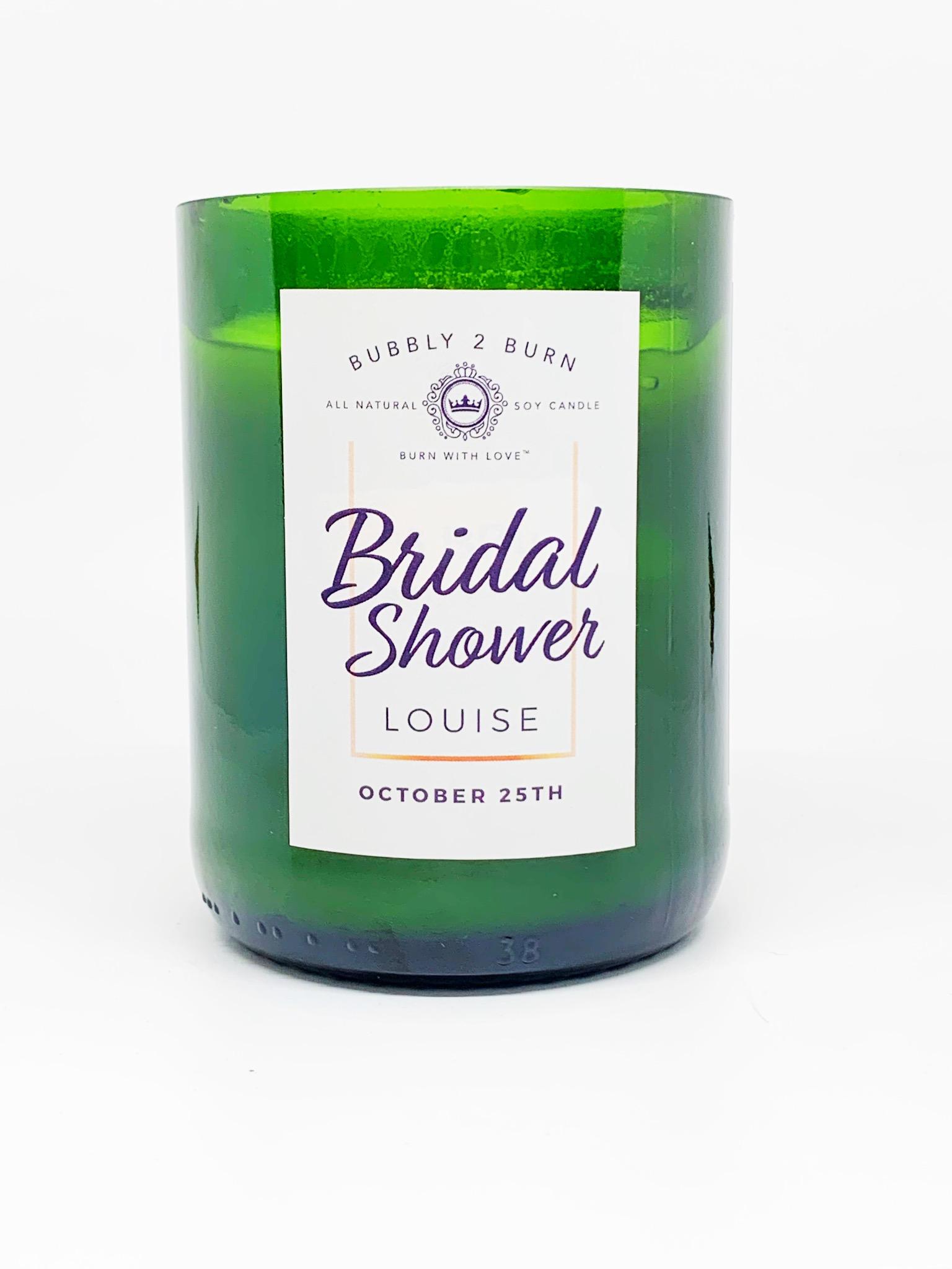 Bridal Shower - Option 1