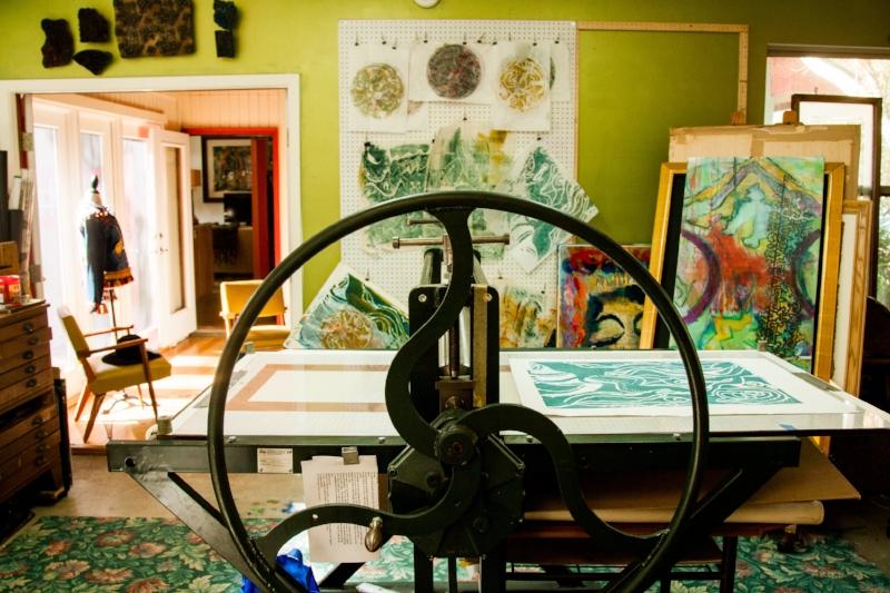 Marti Schmidt Studio & Gallery