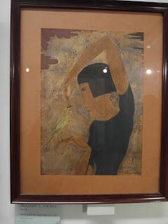 Portrait de Madame Foujita