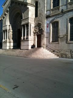 Downtown Arles
