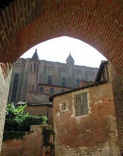 Cathedrale Ste-Cecile. Albi, France