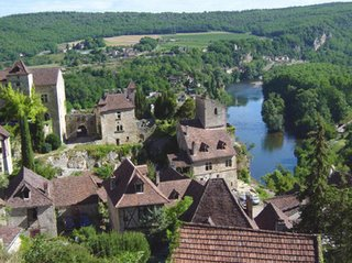 THE VILLAGE OF CAHORS