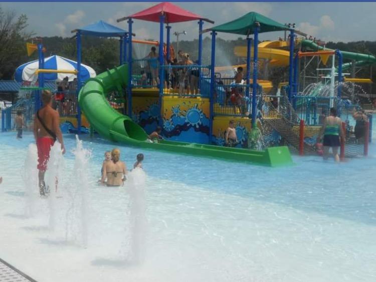 Uhrichsville Water Park (photo courtesy of Uhrichsville Waterpark)