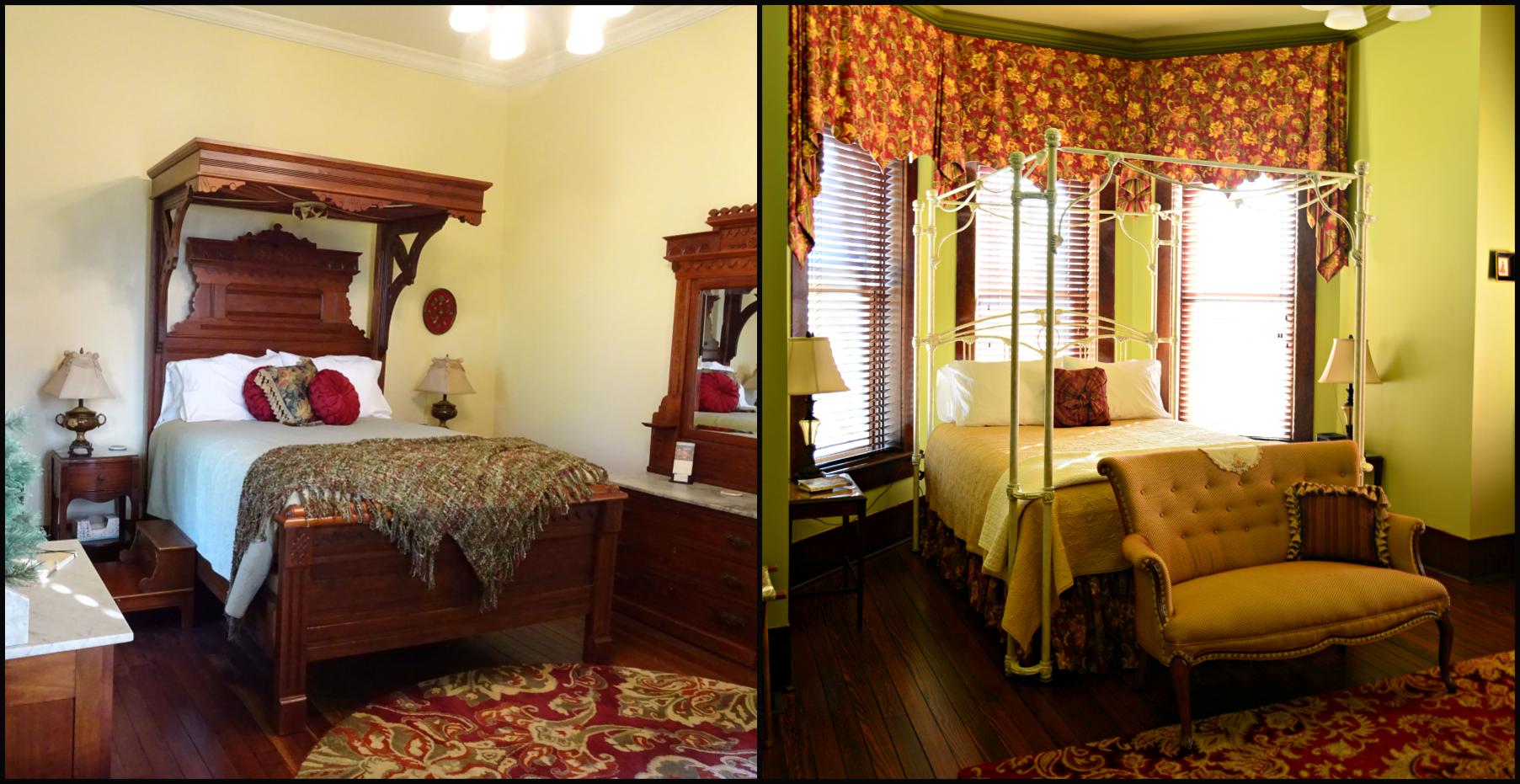 Rooms & Amenities -