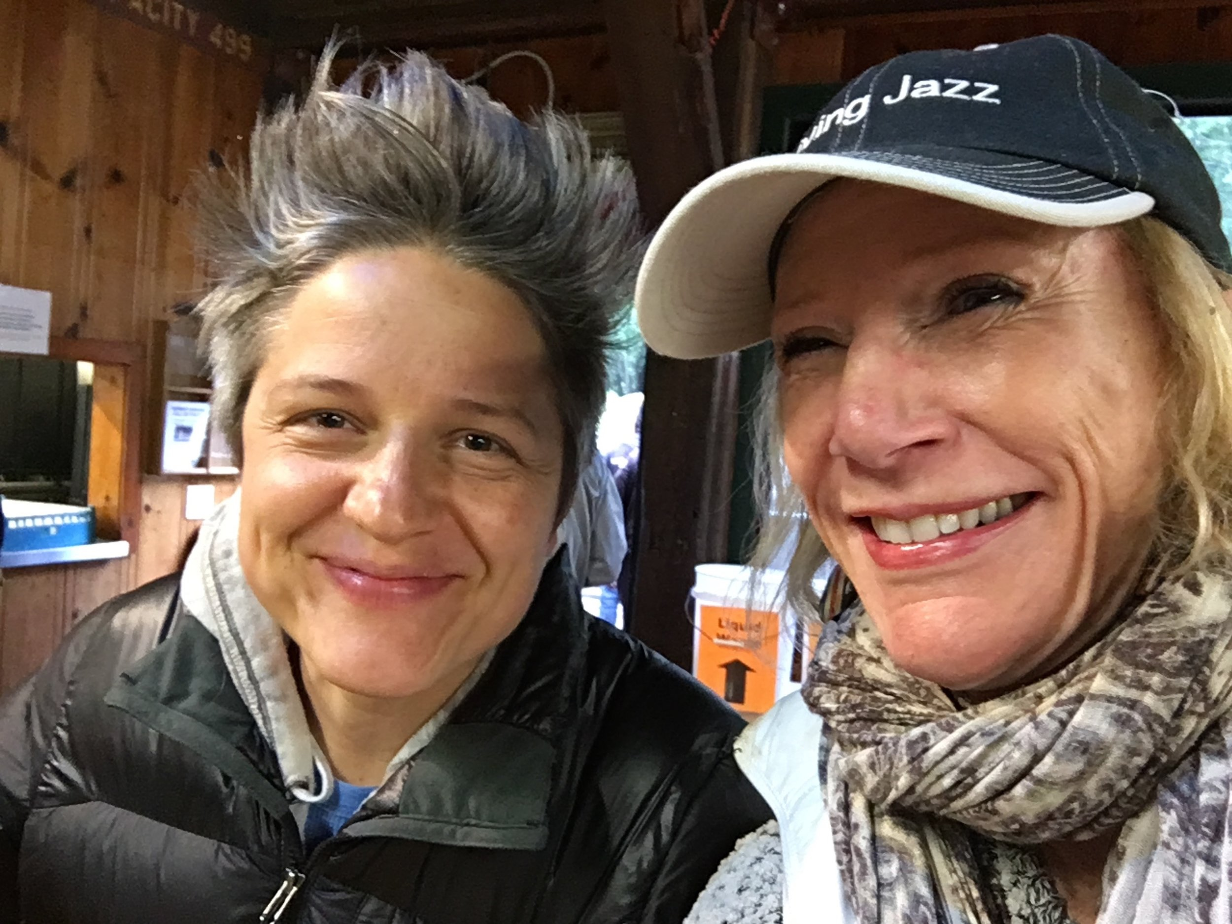 Jazz Camp West Director, Allison Miller