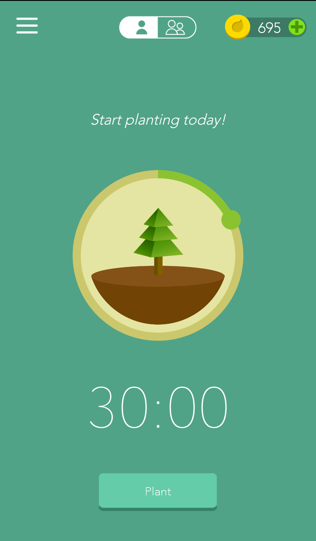 forest - available on Android, iOS, and Google Chrome ExtensionForest - an oldie but a goodie. This adorable little application makes the Pomodoro technique fun and rewarding! You set a timer and
