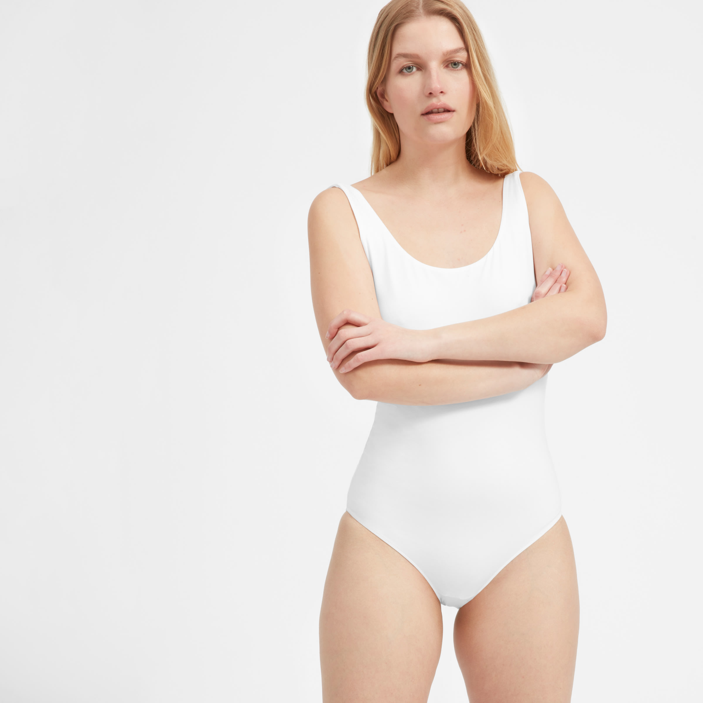 """The Bodysuit $30 - The perfect solution to """"why won't my shirt stay tucked in????"""""""