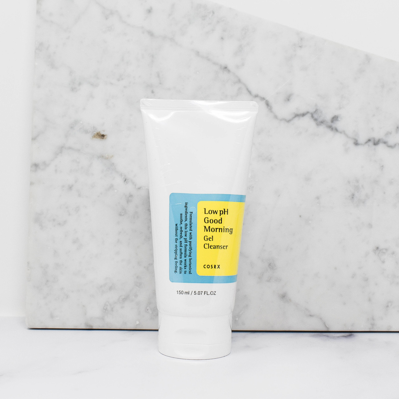 COSRX Low pH Good Morning Gel Cleanser ($12) - Perfect for that refreshed, plump morning skin.