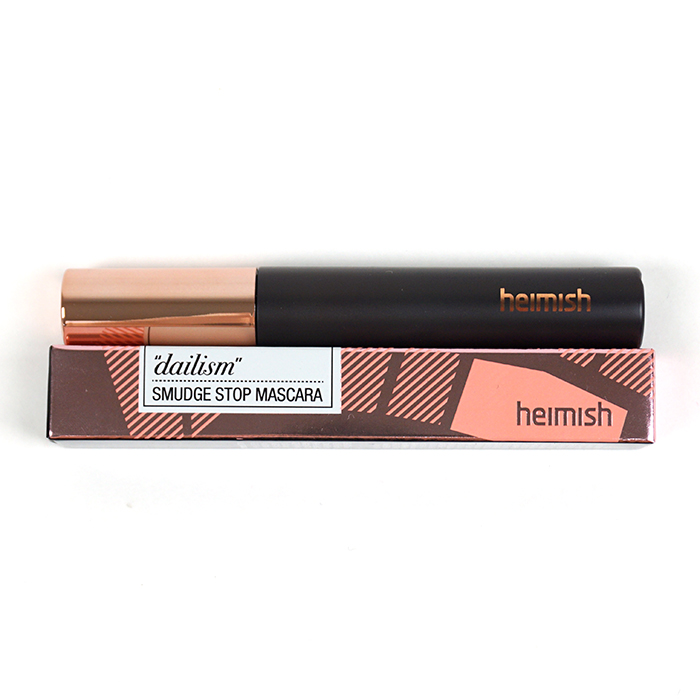 Heimish Dailism Smudge Stop Mascara ($10) - Guaranteed to make even the shortest, saddest lashes live up to their potential.