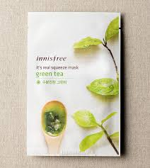 Innisfree It's Real Squeeze Mask ($2 each) - All you need is a fluffy white bath robe and a glass of champagne for the perfect girl's night in.