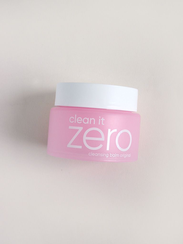 Banila Co Cleanse It Zero Balm ($17) - There's a reason why one of these tubs are sold every three seconds. For a squeaky (but not stripping) clean.