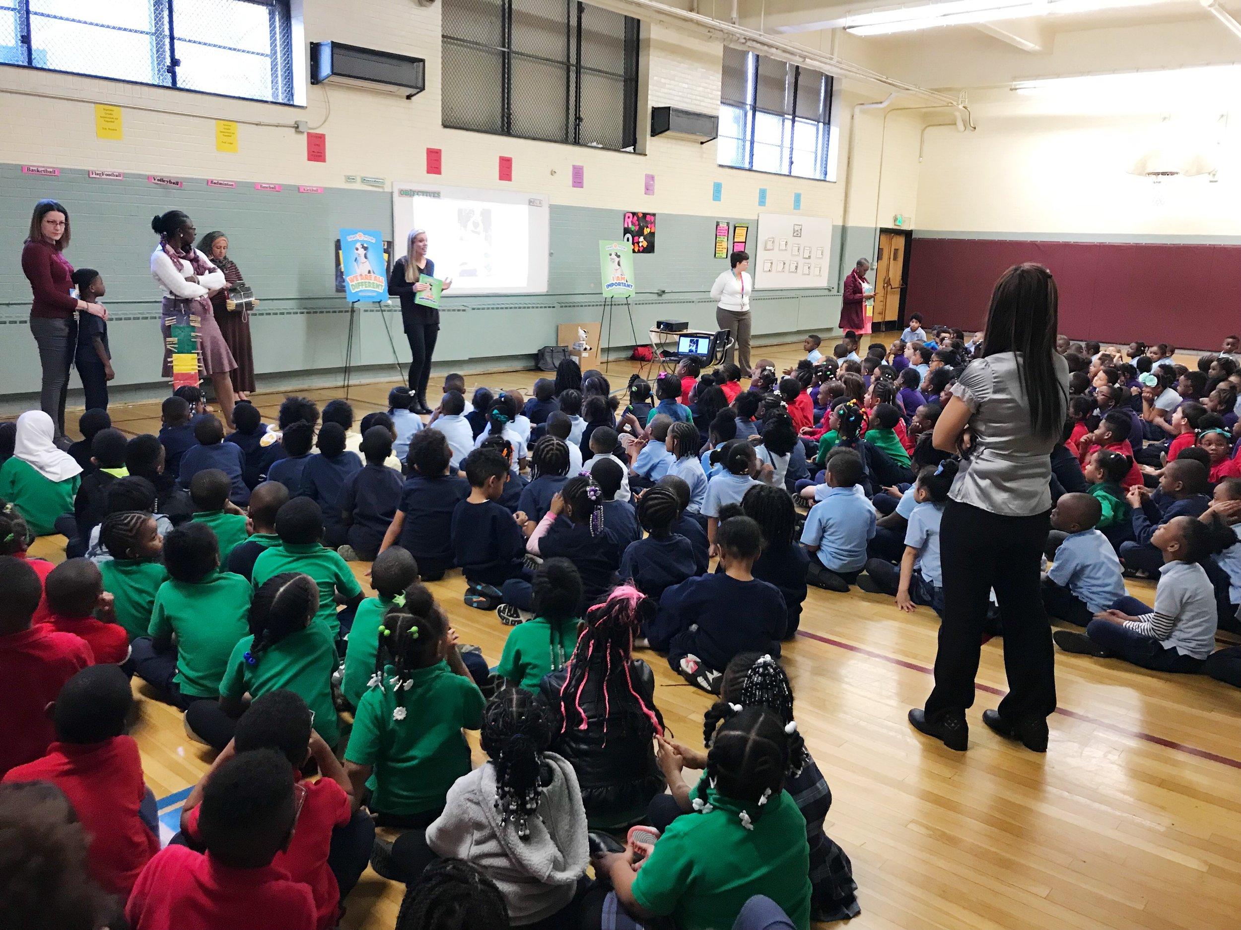 Baltimore International Academy
