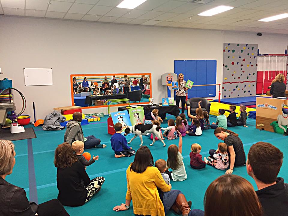 Pediatric Movement Center Event
