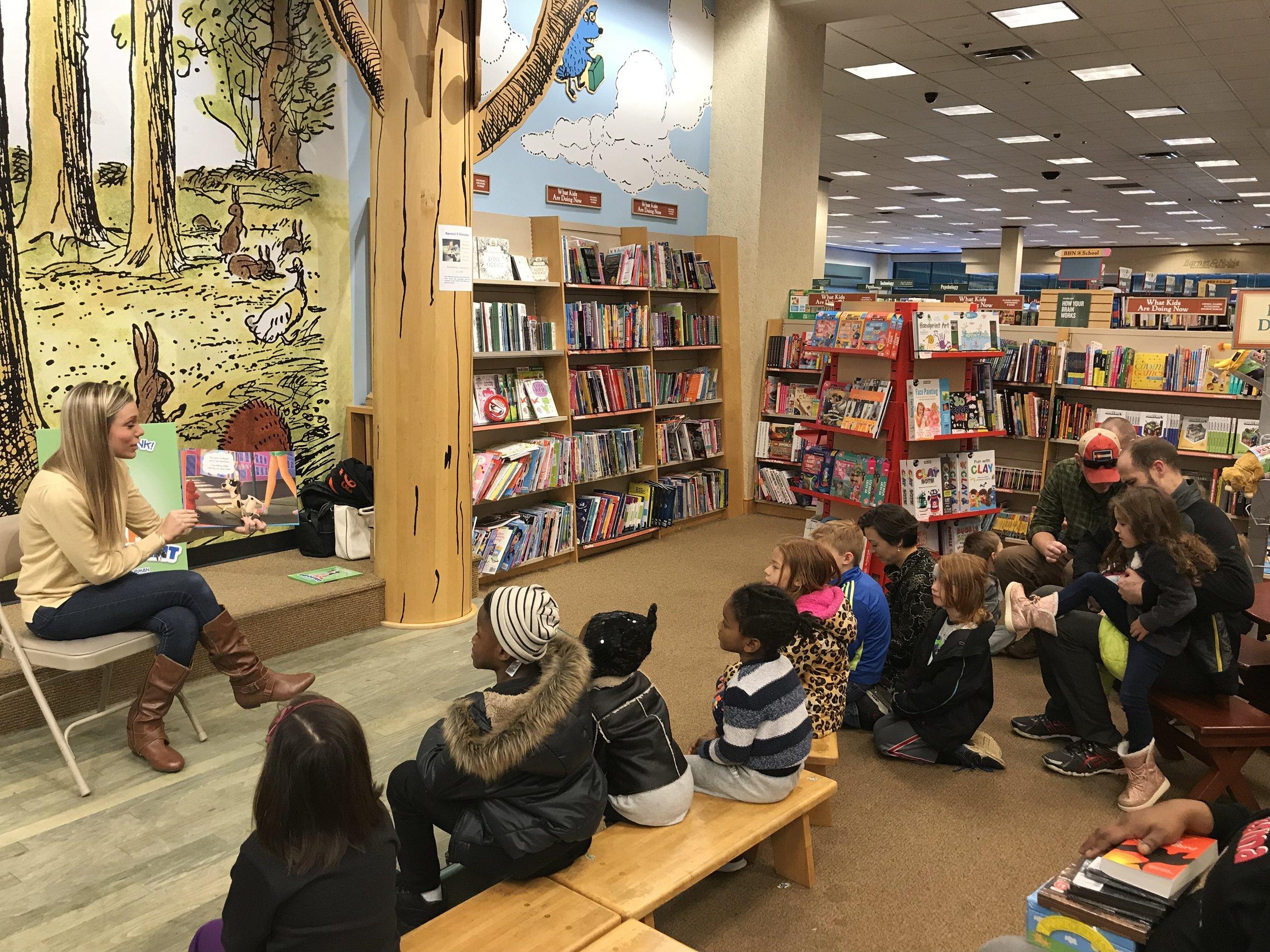 Barnes & Noble (White Marsh, MD)