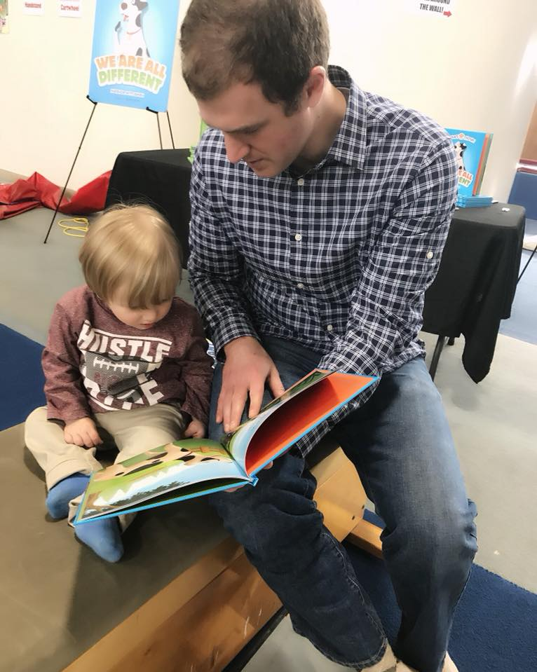 Storytime at Coppermine!