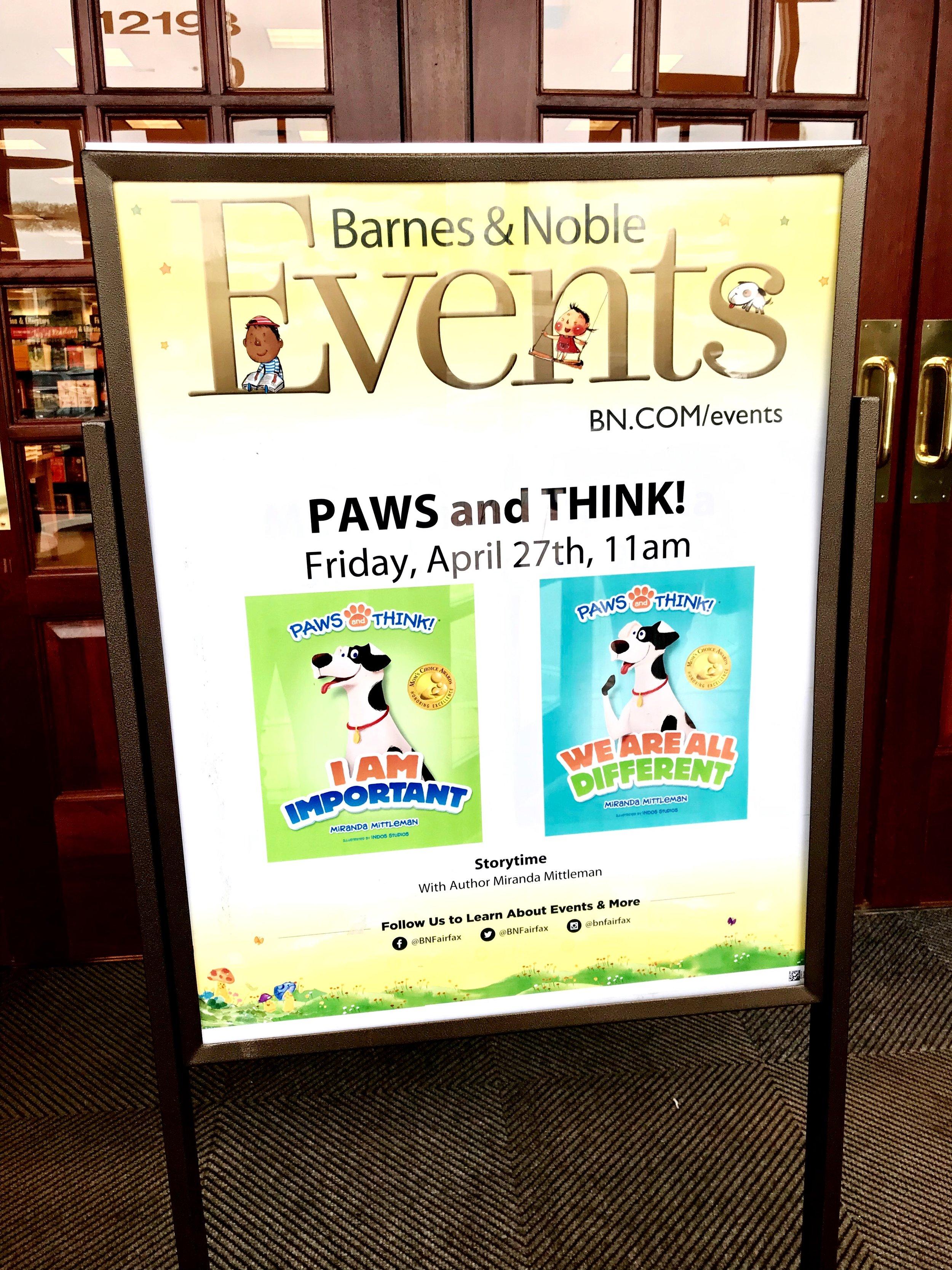 Barnes & Noble (Fairfax, VA)