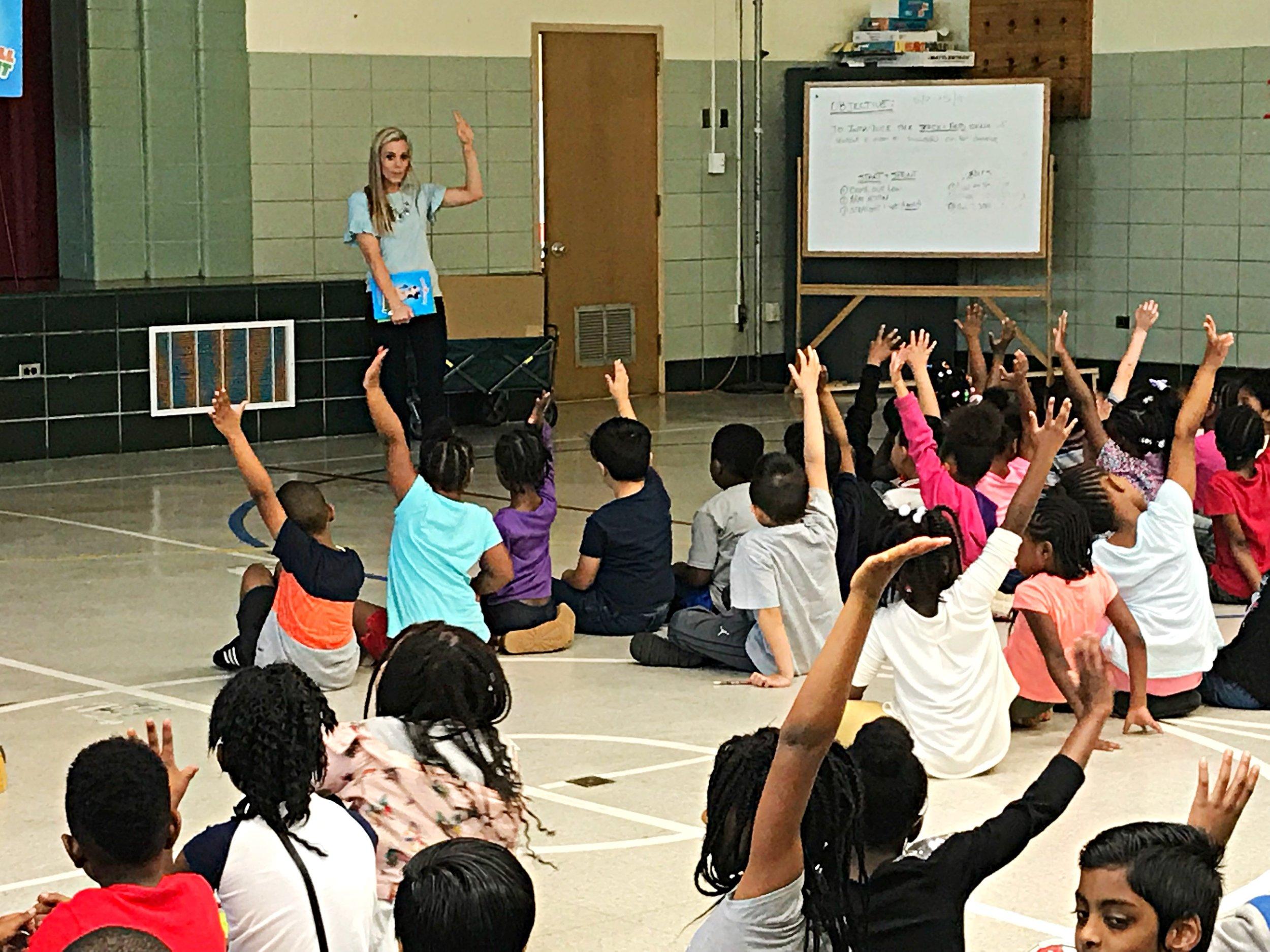 Featherbed Lane Elementary