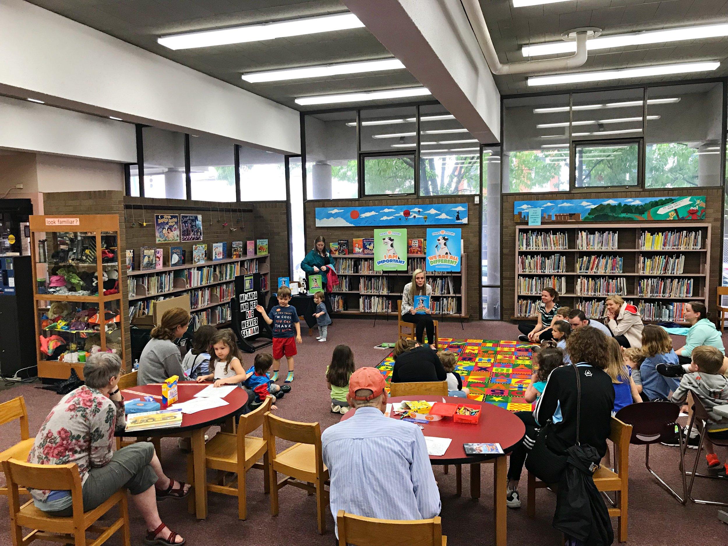 Enoch Pratt Free Library (Light St. Branch)