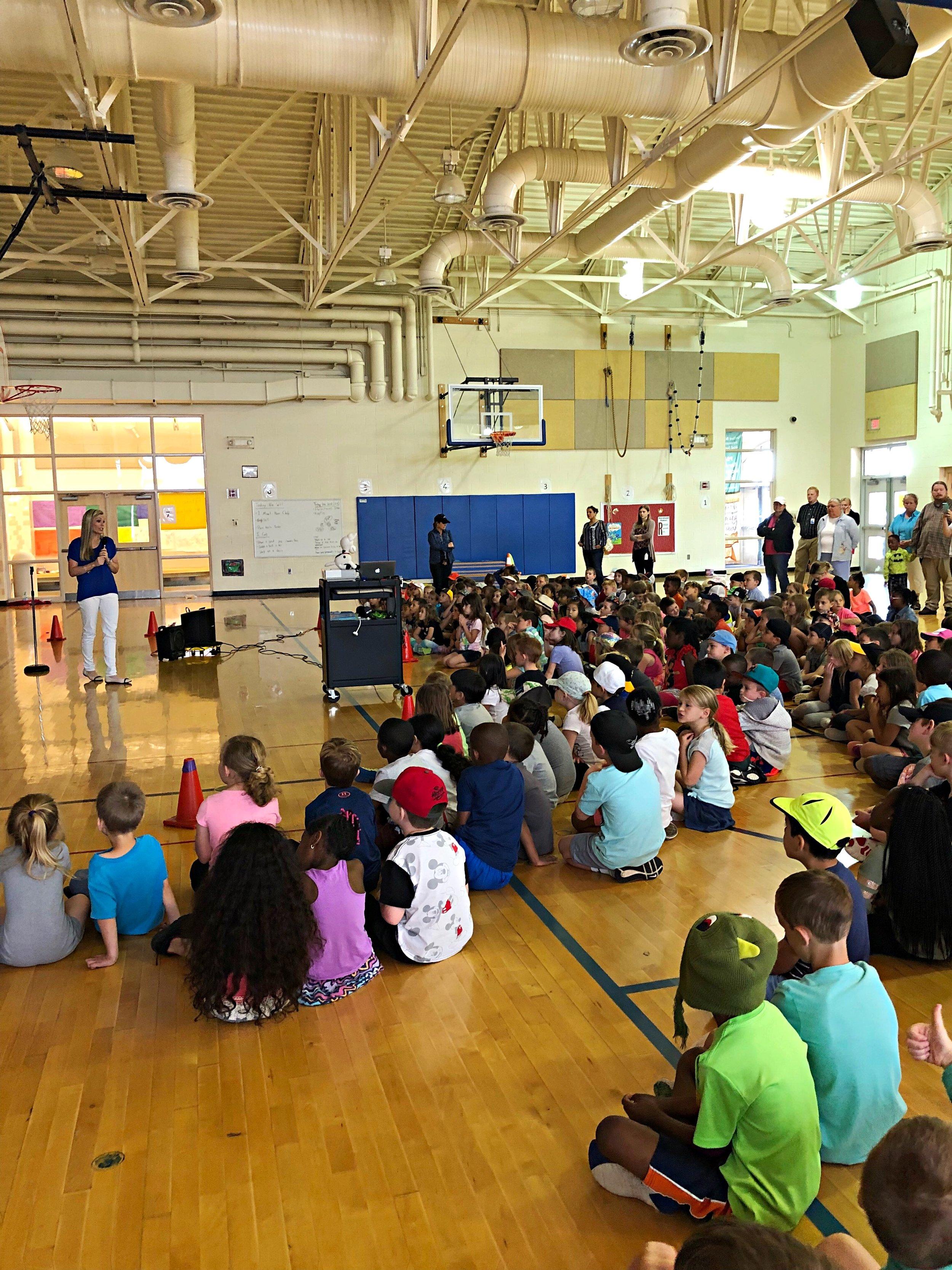 Rockland Woods Elementary School