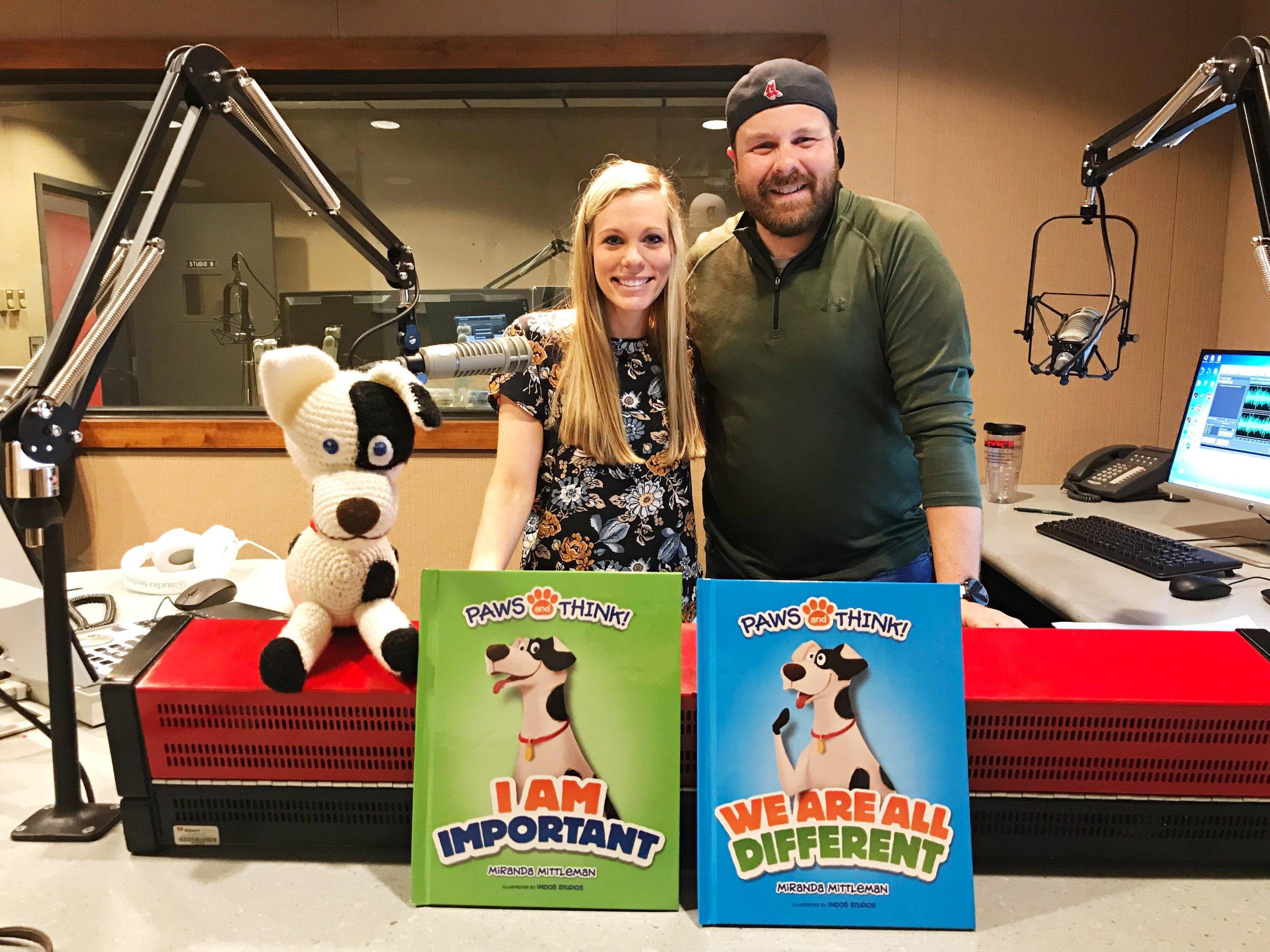 iHeartRadio Interview