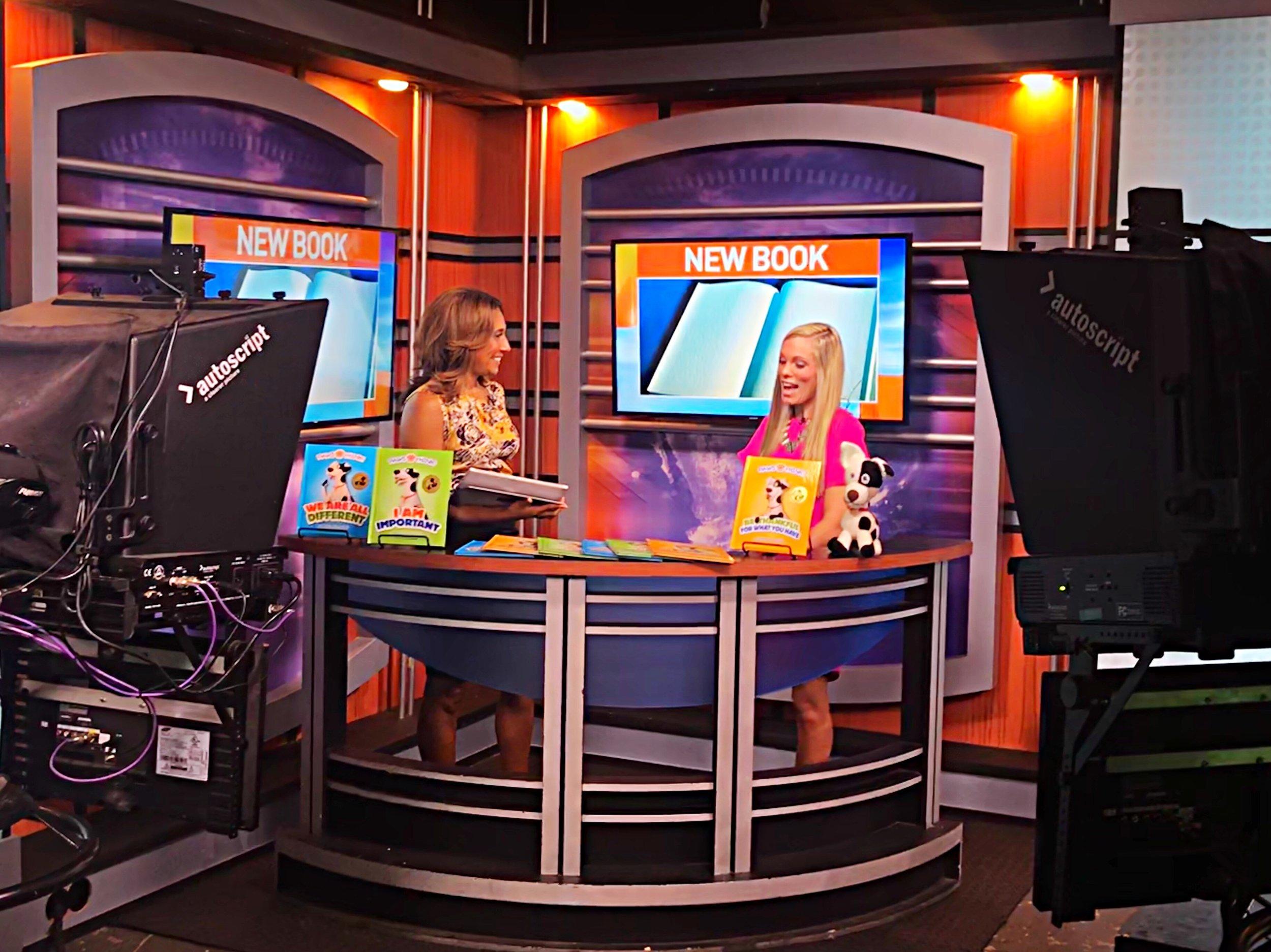 WBFF Fox45 Baltimore Interview