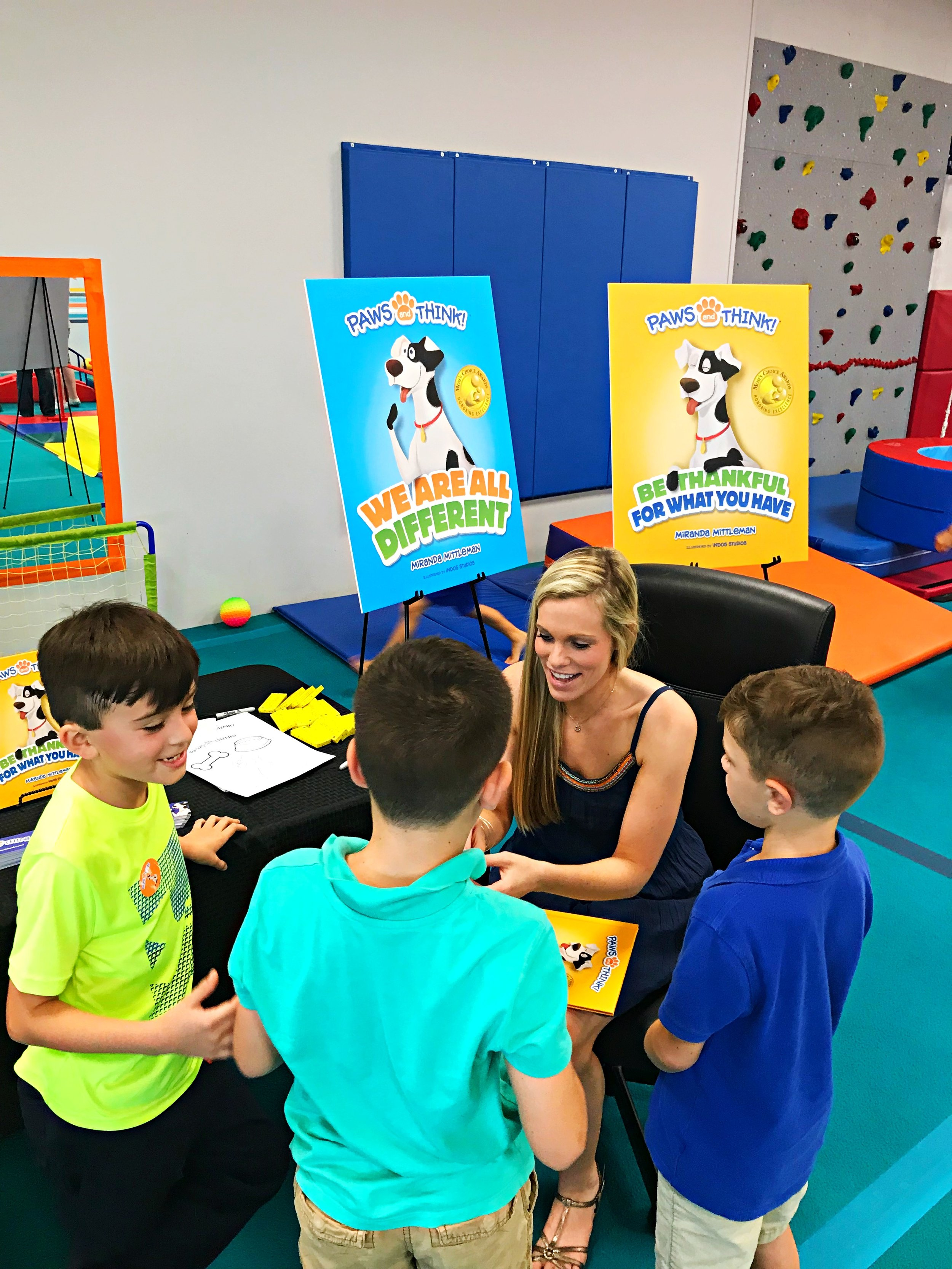 Pediatric Movement Center