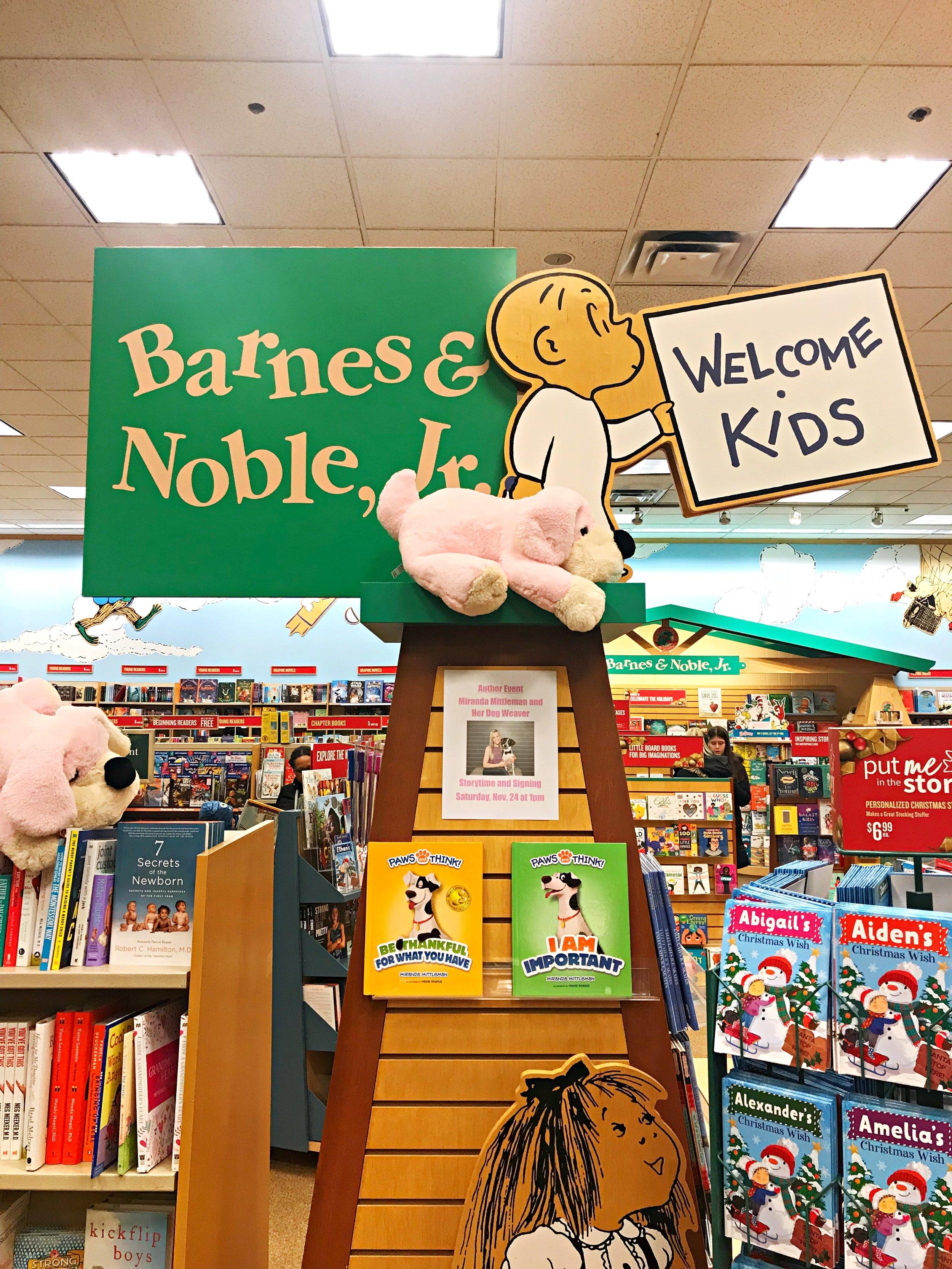 Barnes & Noble (White Marsh)