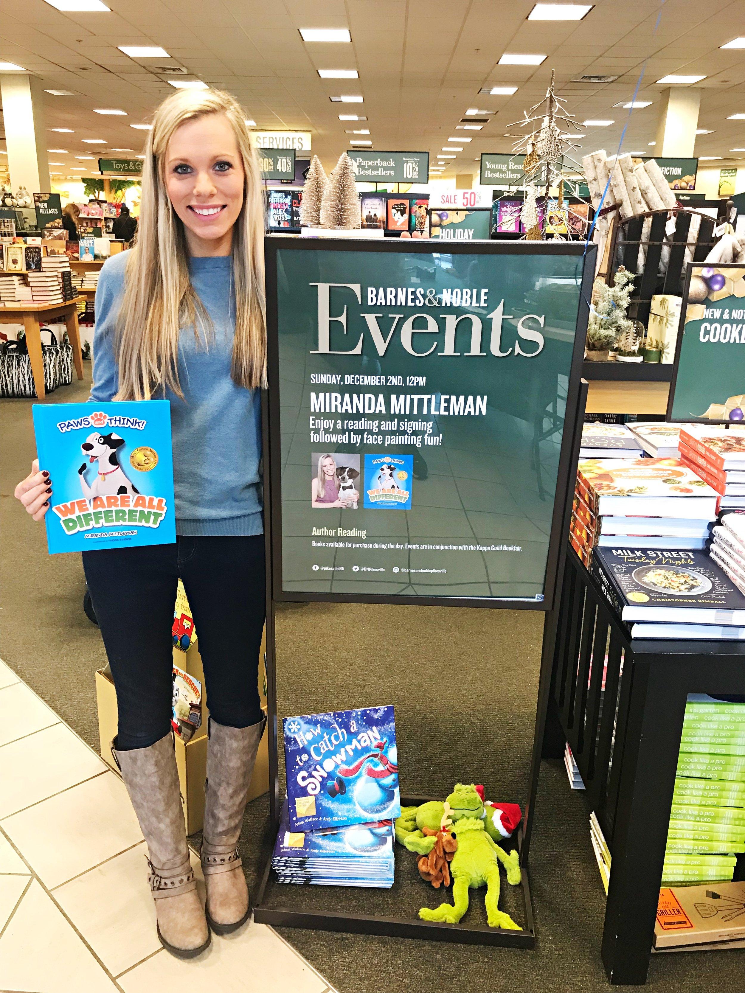 Barnes & Noble (Owings Mills)