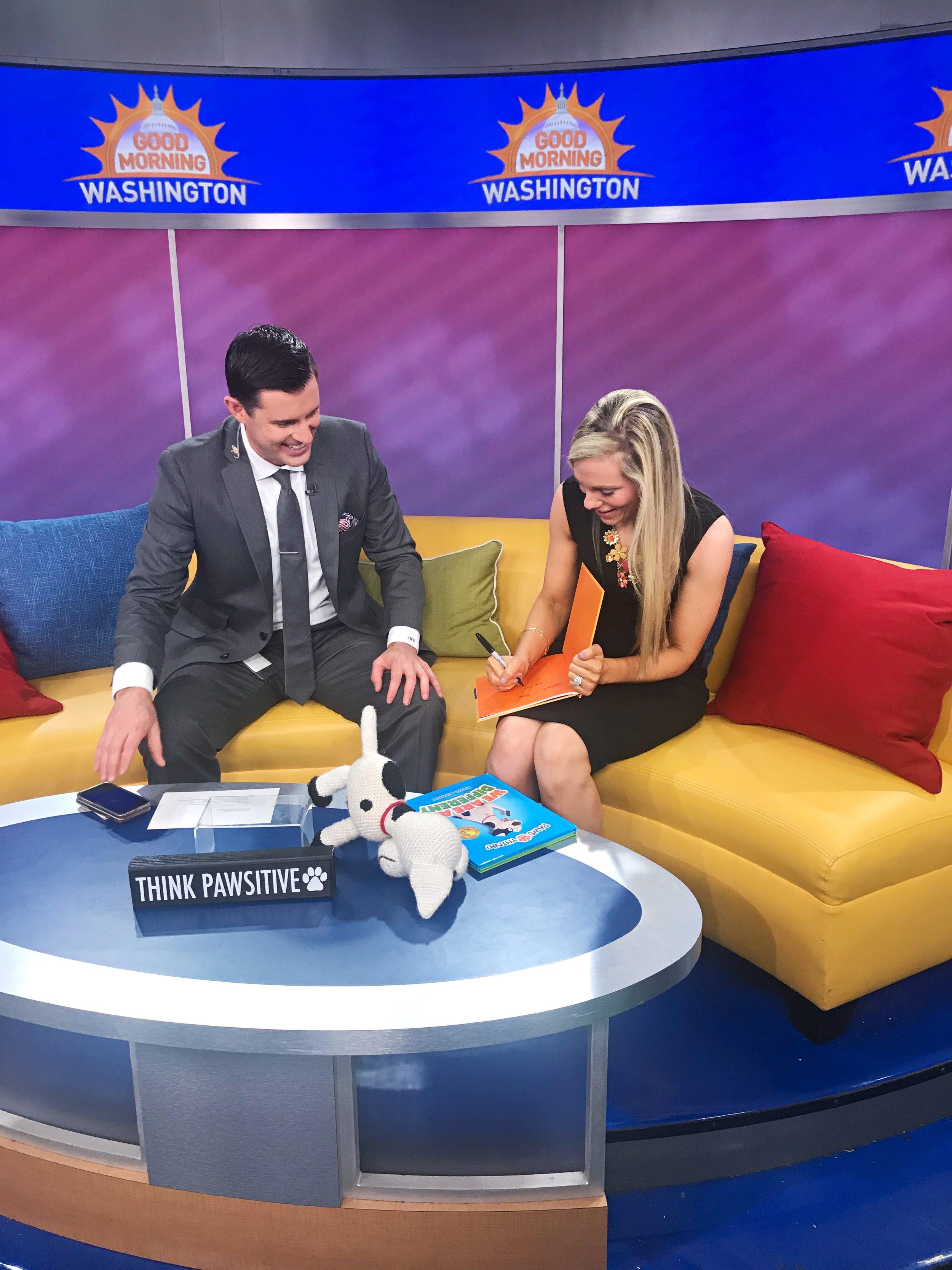 Good Morning Washington Interview
