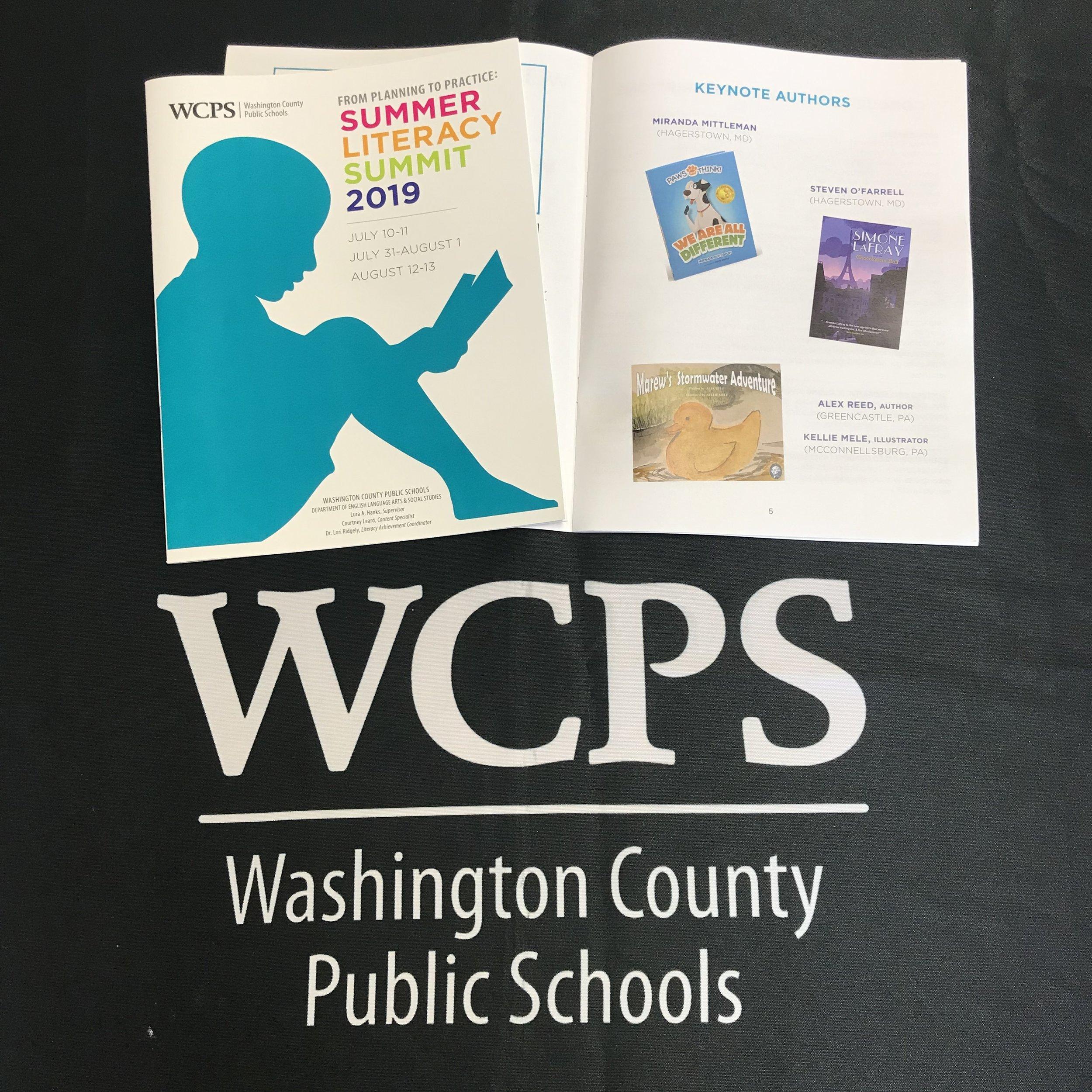 WCPS Literacy Summit