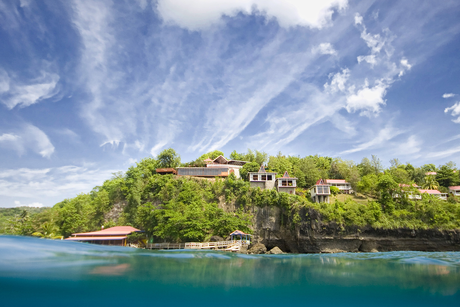 Anse Cochon, Saint Lucia   Ti Kaye Resort & Spa    View Project