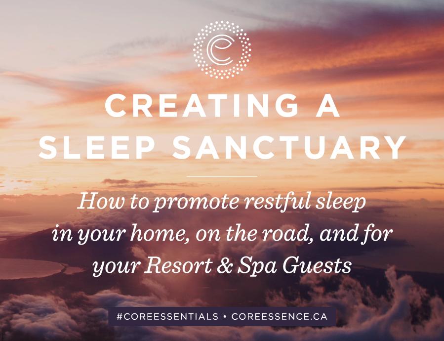 Create a Sleep Sanctuary