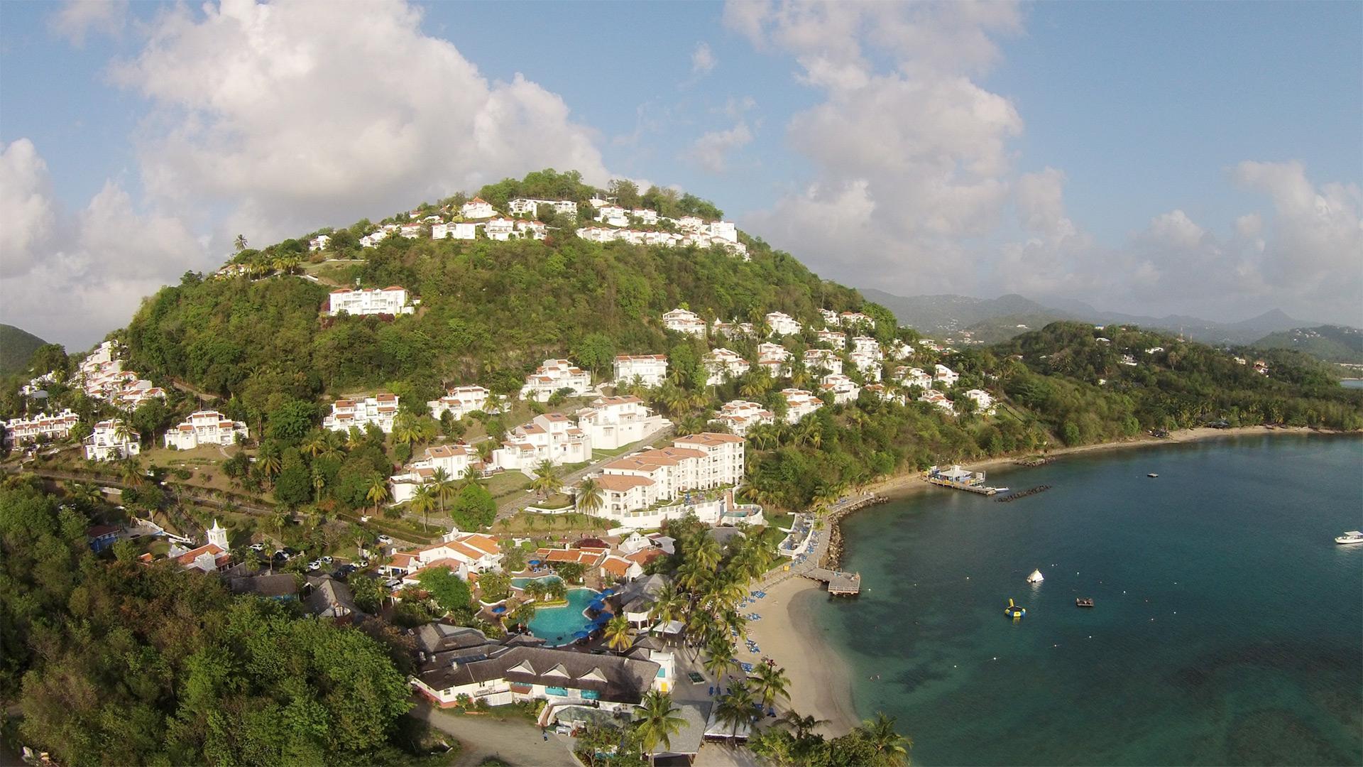 Castries, Saint Lucia  Windjammer Landing Villa Beach Resort   View Project