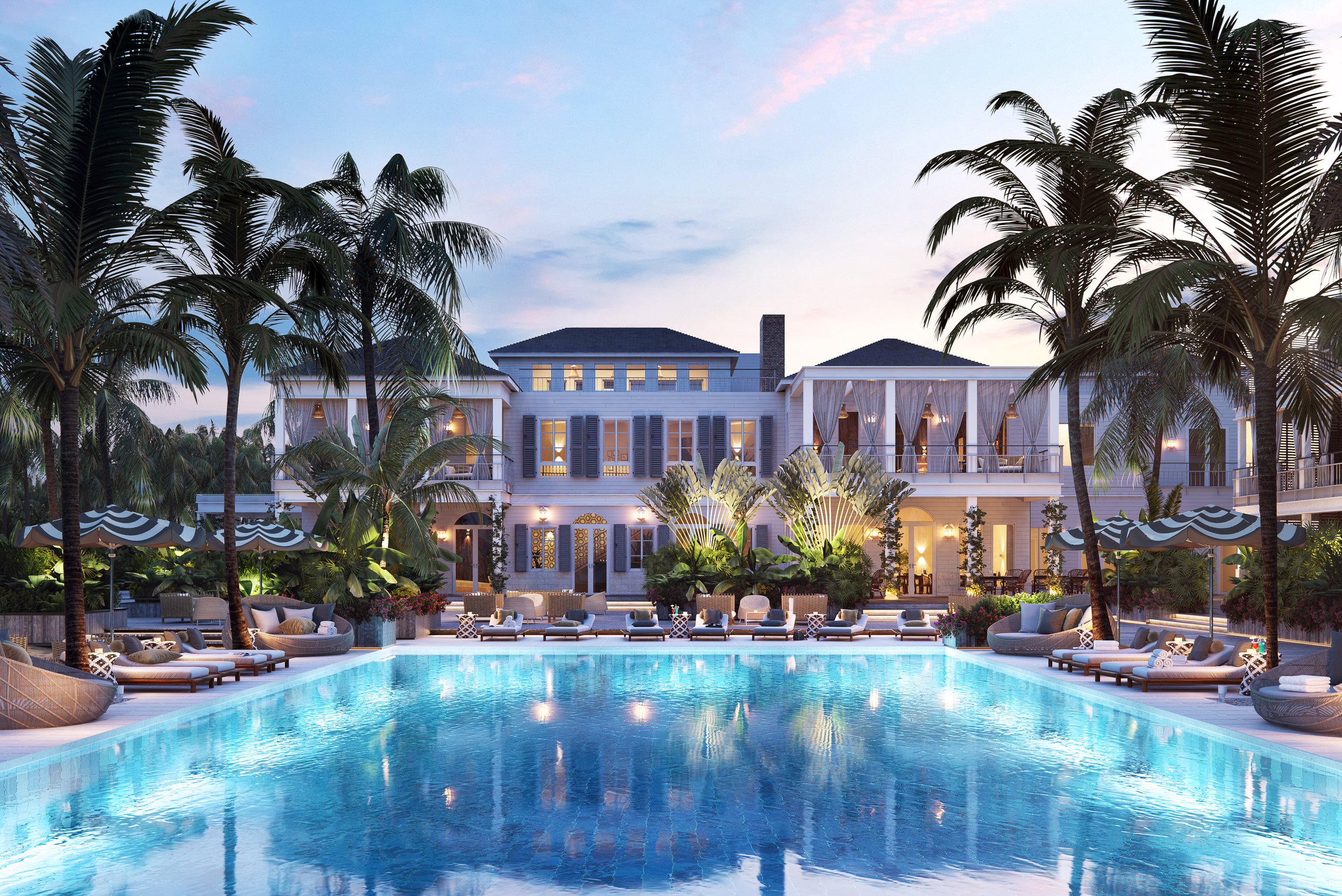 Placencia, Belize   Itz'ana Resort & Residences    View Project