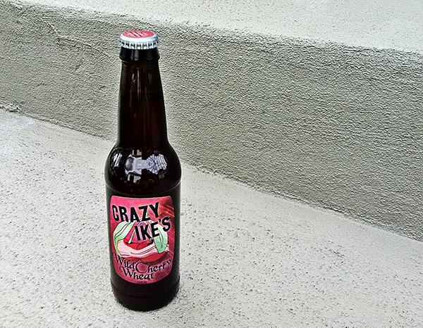 Crazy Ike's Wild Cherry       Wheat Beer          2012