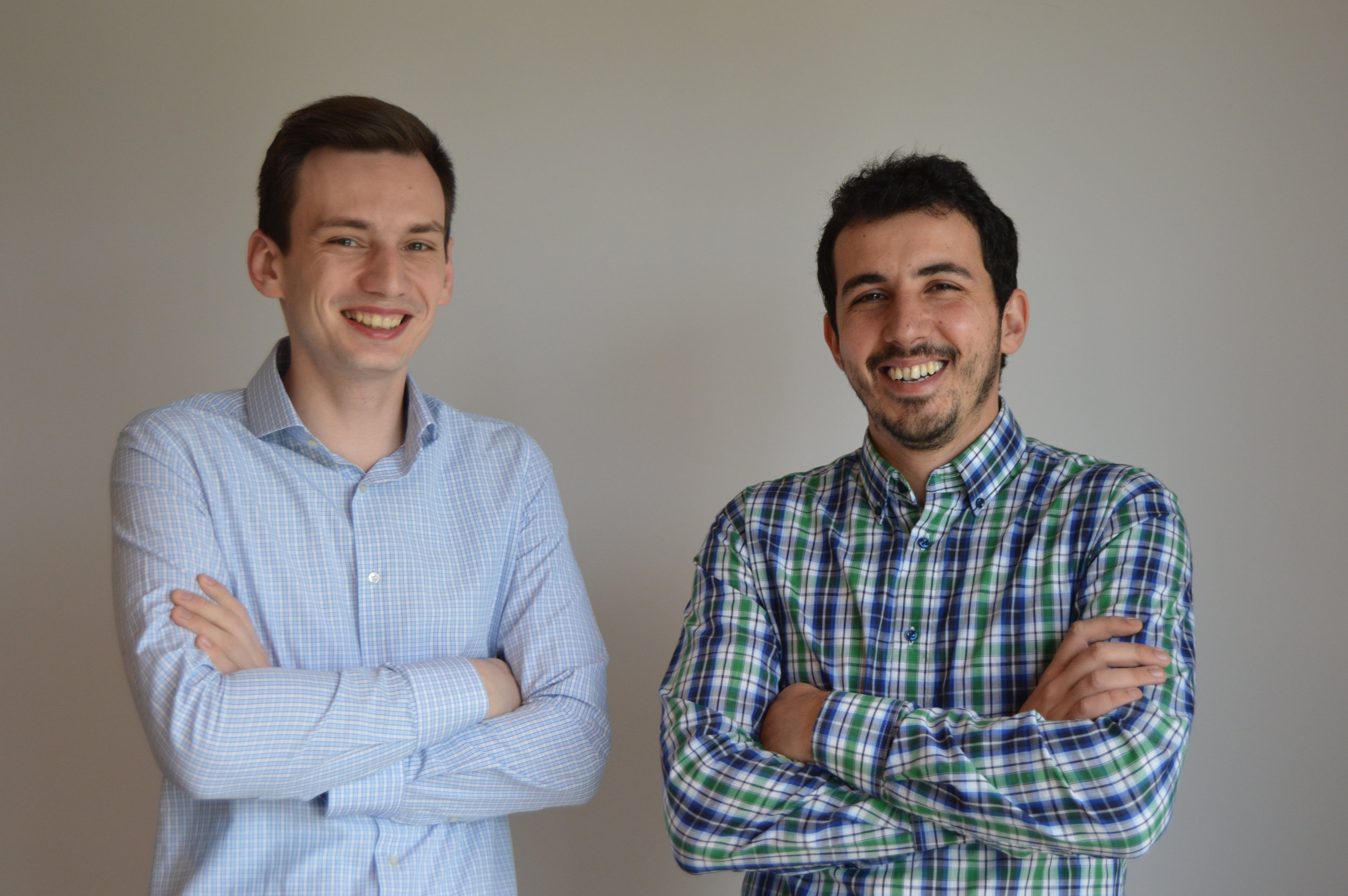 Florin Traila & Paul Druta    LINEO ENGINEERING      our dynamic Engineering Team