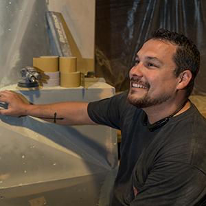 Alan Rivera  Exhibit Fabricator