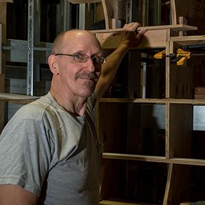 Daniel Weber  Exhibit Fabricator